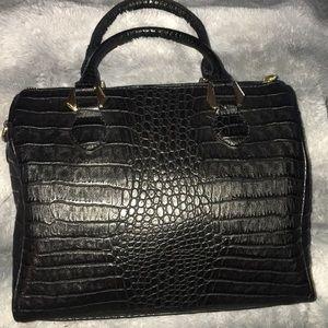 bebe Bags - 😎 Very cool bebe's black medium satchel 😎